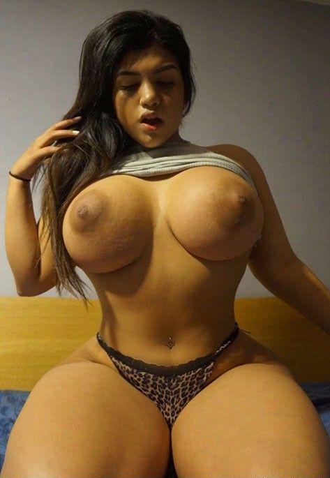 Big Tit Latina Homemade