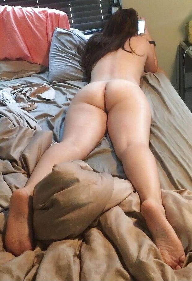 Solo Ass Toying Amateur