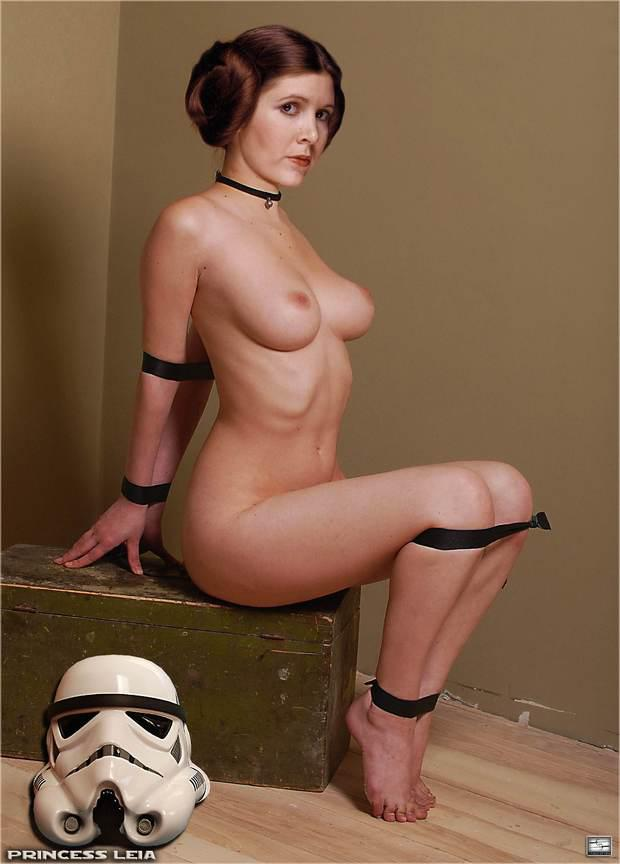 Necessary words... star wars cosplay porn opinion