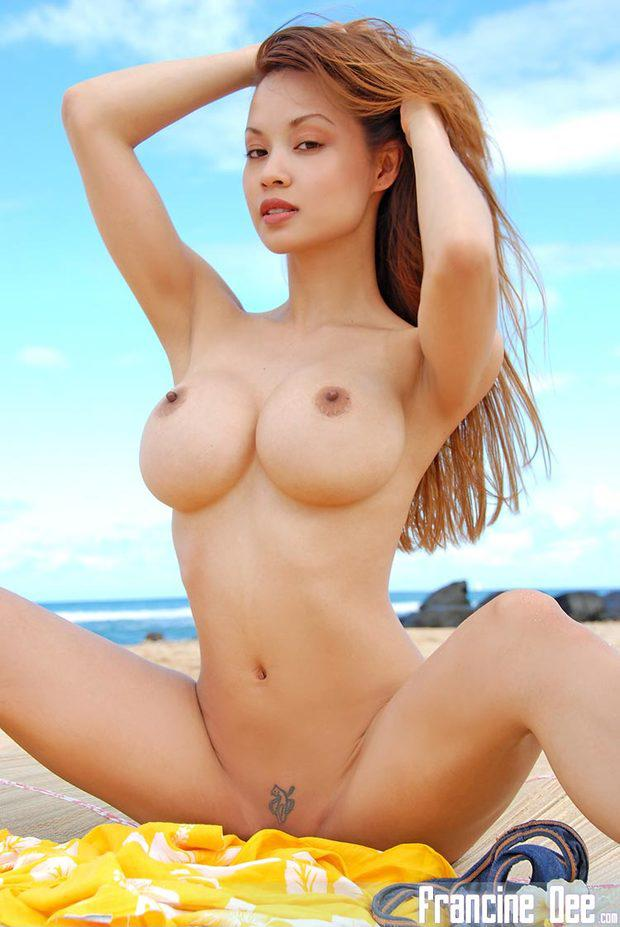 Naked oriental girls with huge titts