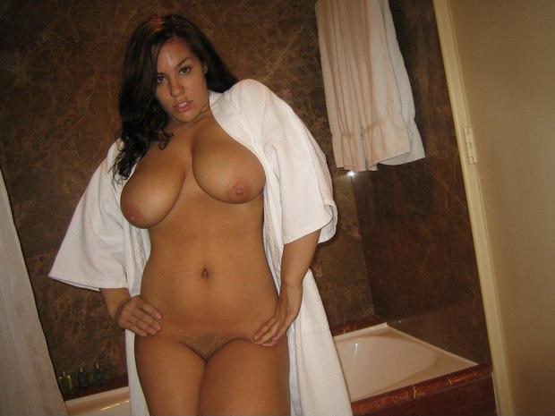 Sexy bbw amateur wife pic that was