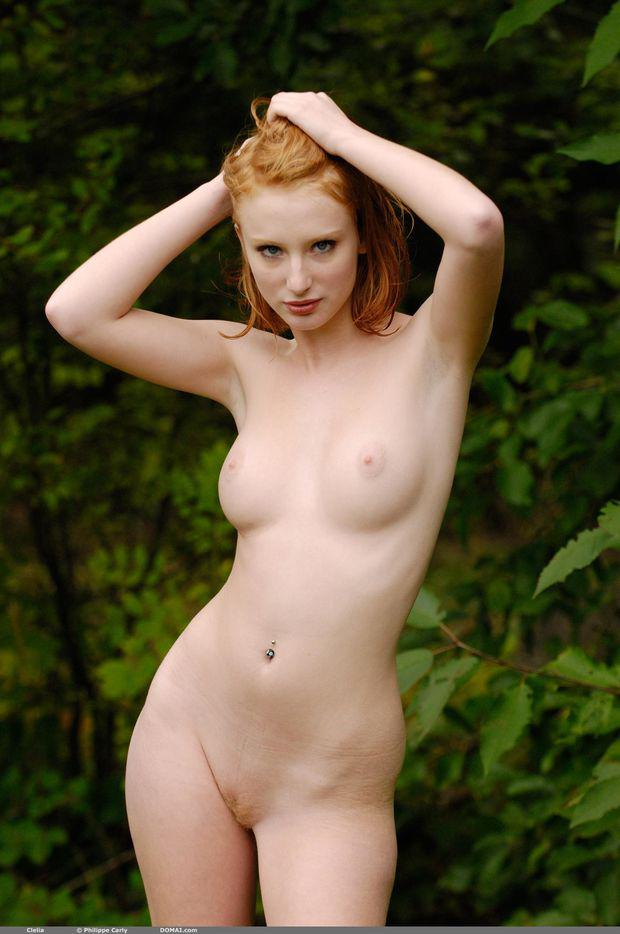 Sexy hot fine beautiful nude redhead girls having sex