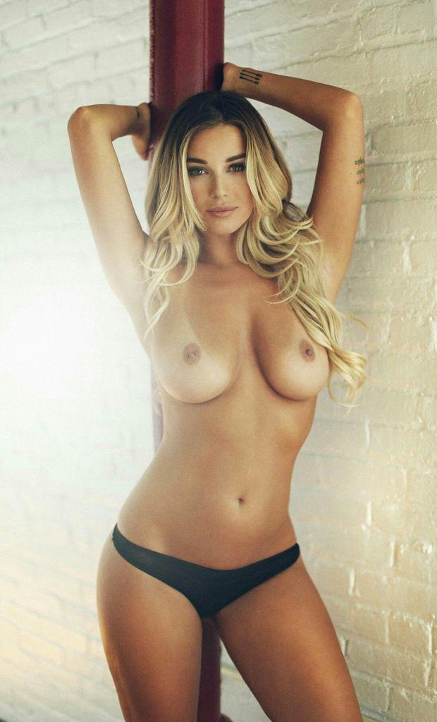 Sorry, that babe blonde gallery nude excited too