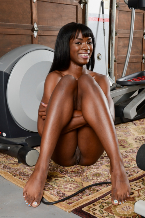 Ebony Blowjob Tongue Fetish