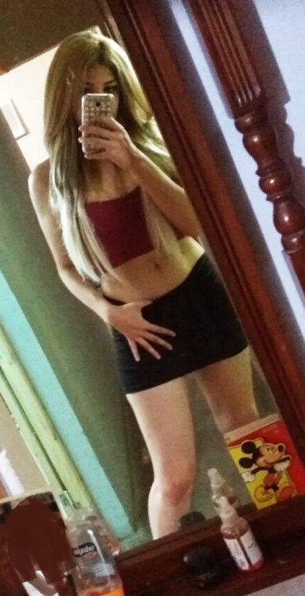 Sexy Blonde Argentinian Youtuber Argentina Nude Model