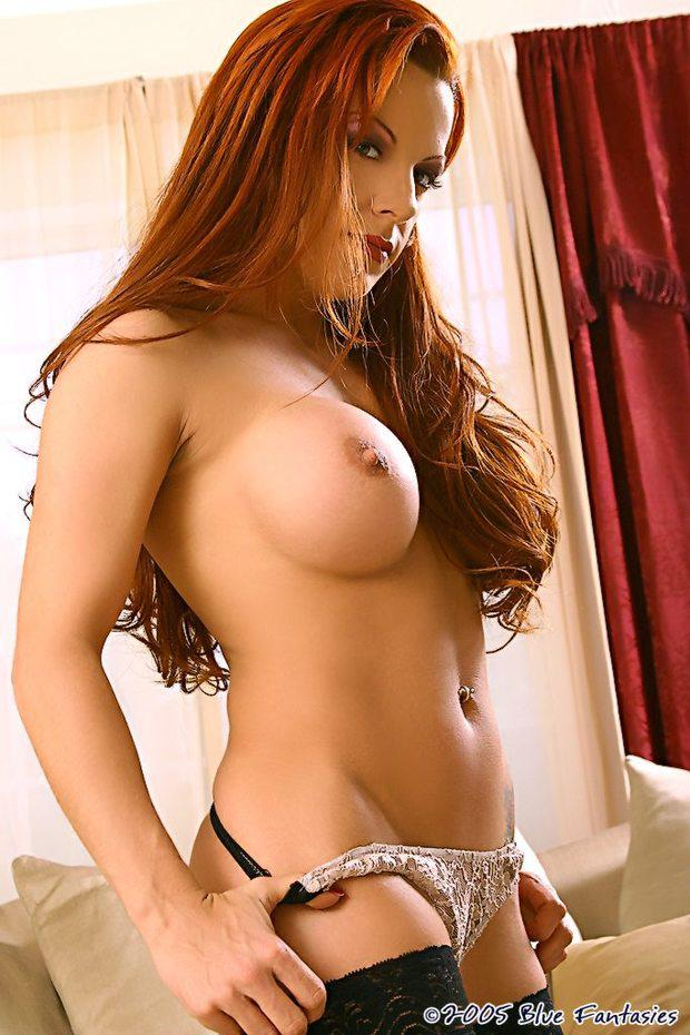 Porn stars with red hair