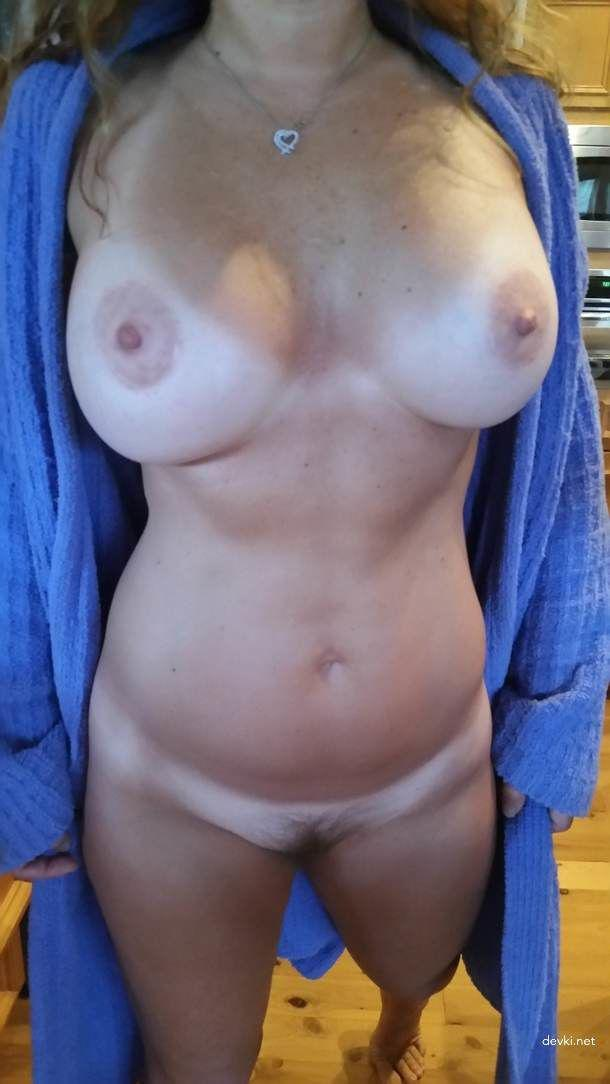 Blonde Big Tits Step Mom
