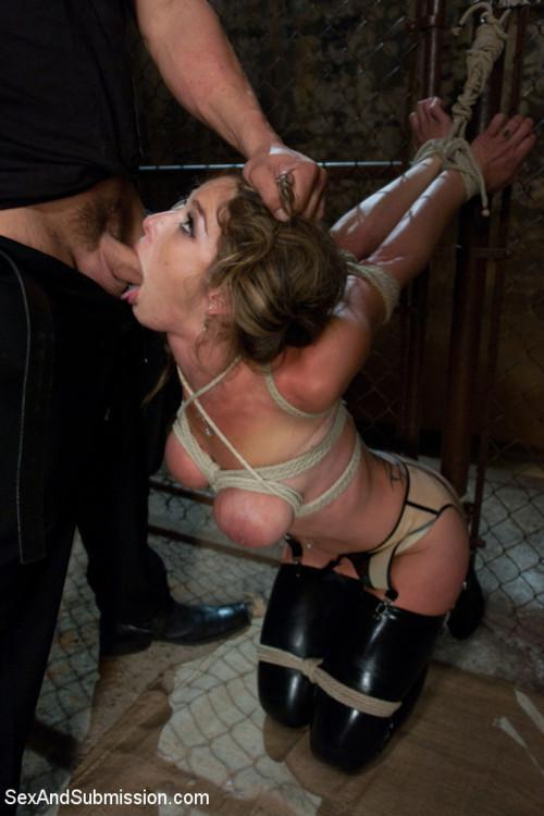 best bondage blowjob