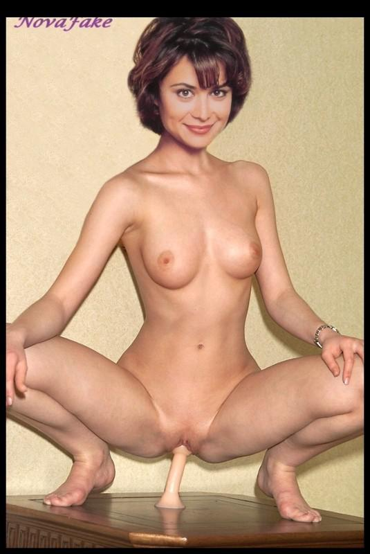 catherine bell fake nudes